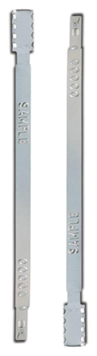 Metal Flat End