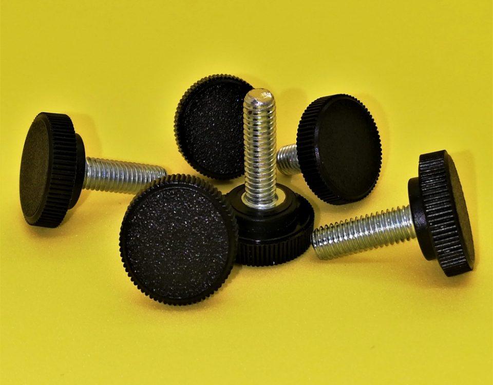 Standard Round Head Screw - Perillas / Tornillos de Cabeza Redonda