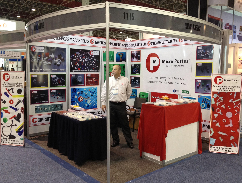 Expo Stands Monterrey : Expo manufactura perfecto micro partes